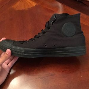 Converse High Top All Star Black